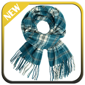 Women Scarf Suit icon
