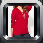Women Plus Size Dress Idea icon