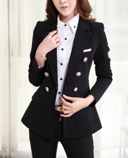 Women Work Suit poster
