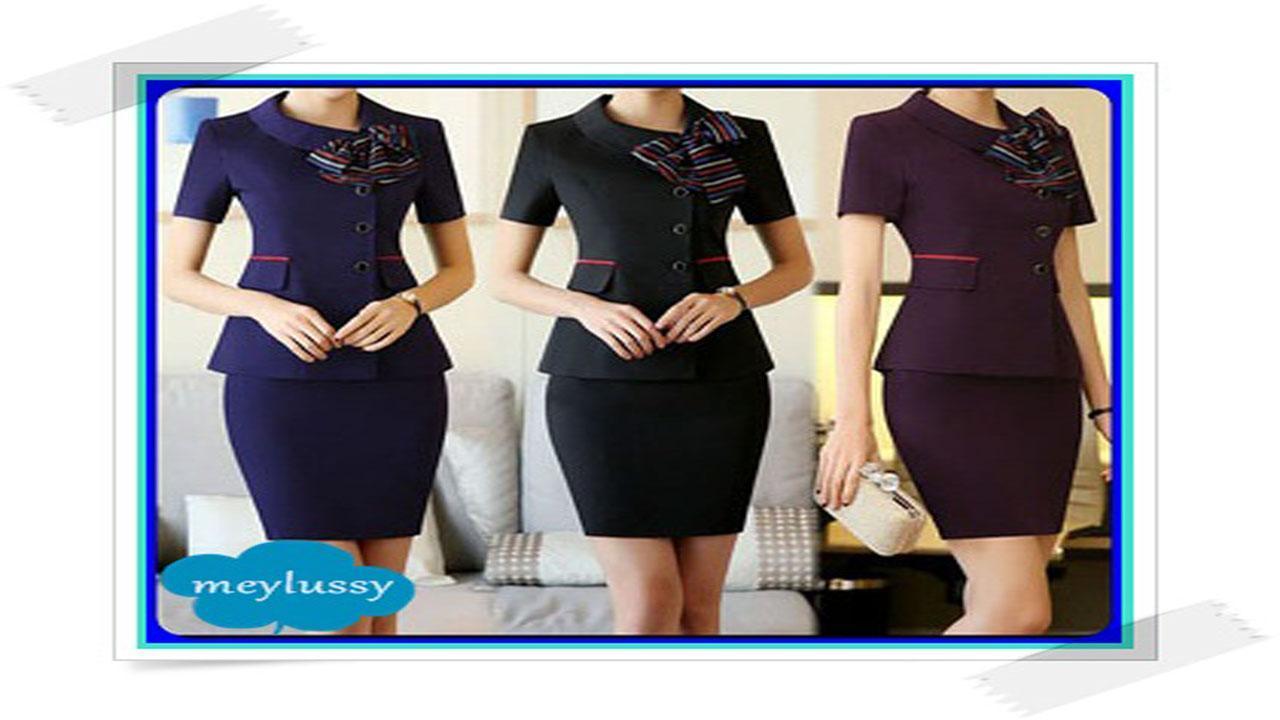 Desain Baju Kerja Wanita For Android Apk Download