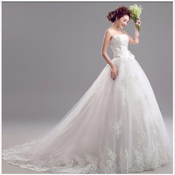 Women's Wedding Dress Design screenshot 2