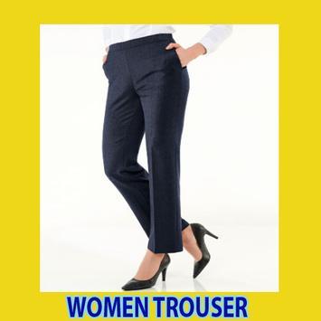Women Trouser poster