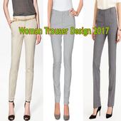 Woman Trouser Design 2017 icon