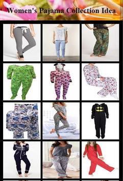 Women's Pajamas Collection apk screenshot