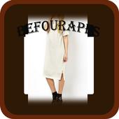 Womens Tshirt Dress icon