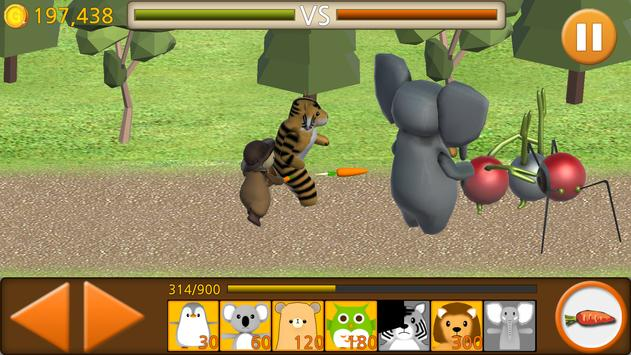 Animal heroes apk screenshot