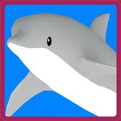 돌고래키우기 icon