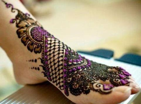 Wonderful Mehndi poster