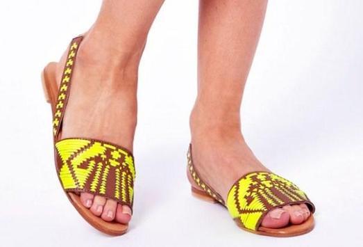 Wonderful Flat Sandals poster