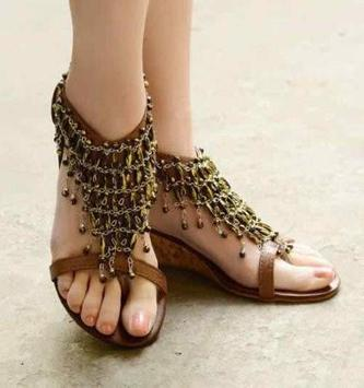 Wonderful Flat Sandals apk screenshot