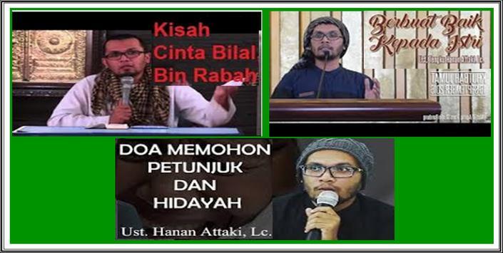 Hanan Attaki Kajian Dan Tausiyah Islam screenshot 2