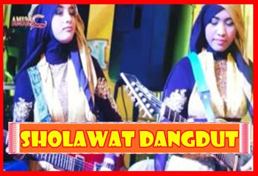 Qasima Dangdut Sholawat Terbaru apk screenshot