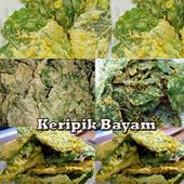 Keripik Bayam icon
