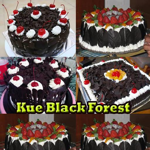 Resep Kue Black Forest For Android Apk Download