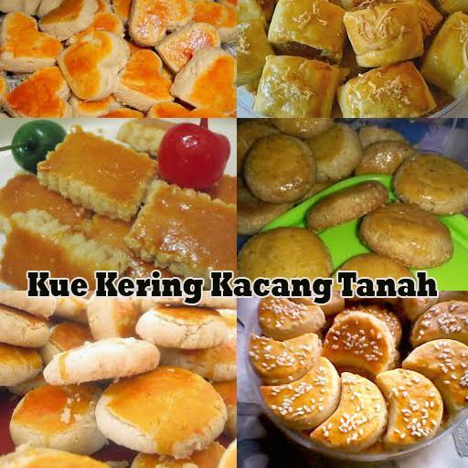 Resep Kue Kering Kacang Tanah For Android Apk Download