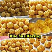 Resep Kue Sus Kering icon