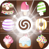 Sweet World - 3 Match icon