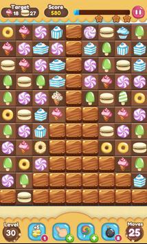 Sweet World - 3 Match apk screenshot
