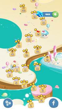 Sweet World - 3 Match apk screenshot