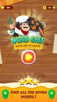 Word Chef:Word Search Puzzle screenshot 1