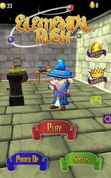 Elemental Rush apk screenshot