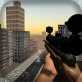 Sniper City Assassin Challenge icon
