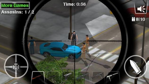 Sniper Duty: Terrorist attack apk screenshot