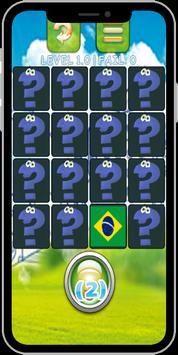 Memory Game: World Cup 2018 screenshot 2