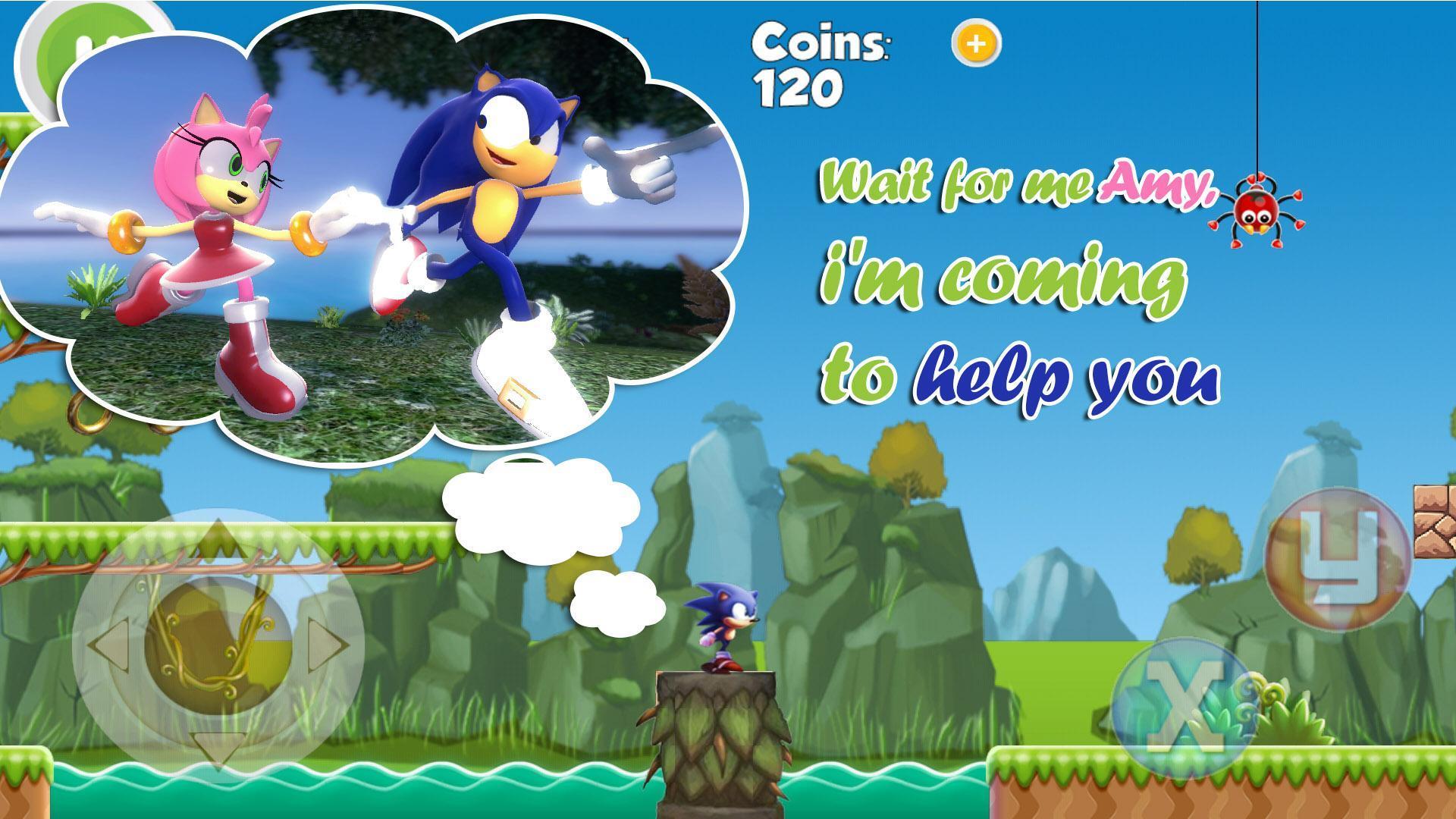 Super Hedgehog World Adventure 2 For Android Apk Download