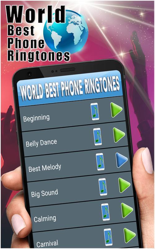 best melody ringtones