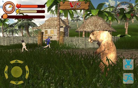 Bear Simulator poster
