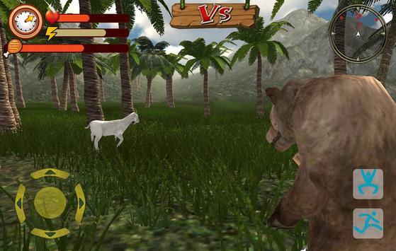 Bear Simulator apk screenshot