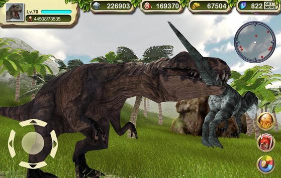 T-Rex Simulator Dinosaur King poster