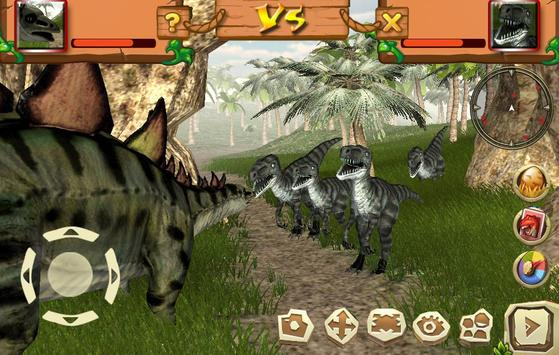 Dino World Simulator poster