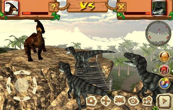 Dino World Simulator apk screenshot