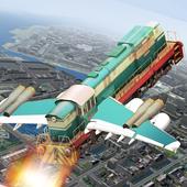 Subway Flying Game icon