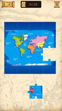 World map jigsaw puzzle apk download free personalization app for world map jigsaw puzzle apk screenshot gumiabroncs Gallery