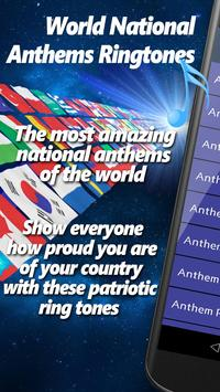 World National Anthems Ringtones And Message Tones poster