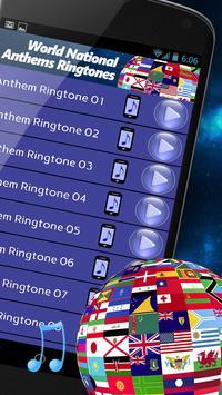World National Anthems Ringtones And Message Tones screenshot 1