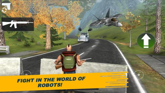 World Robot X Ray: Survival screenshot 6