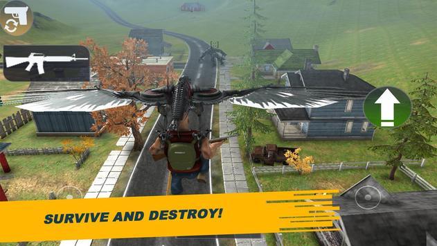 World Robot X Ray: Survival screenshot 8