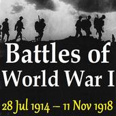 First World War History 1914 – 1918 (WW1) icon
