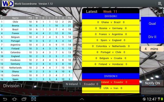 World Soccer Drome apk screenshot