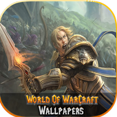 World Of WarCrâft Wallpapers icon