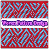 Woven Pattern Design icon