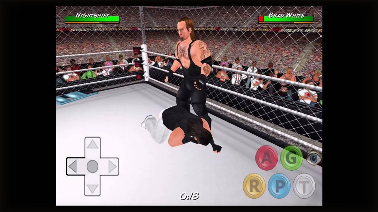 Wrestling Revolution 3d Video For Android Apk Download
