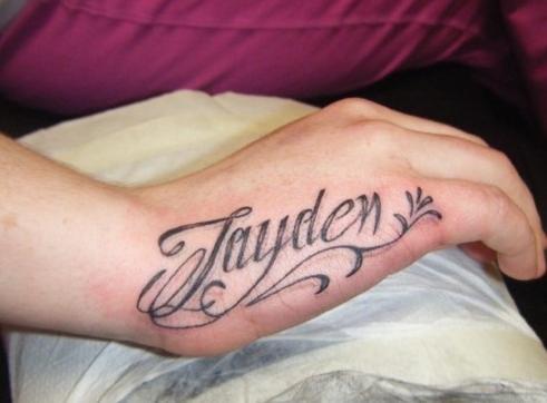 Writing Tattoo Design Pour Android Telechargez L Apk