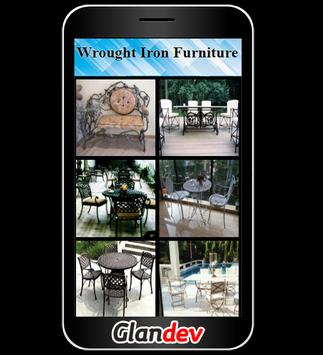 Wrought Iron Furniture screenshot 1