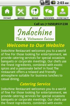 IndochinethaiRestaurant apk screenshot
