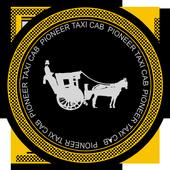 Pioneer Taxi Cab icon